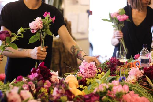 Five of the best flower workshops in London