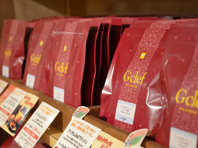 Tea Market Gclef