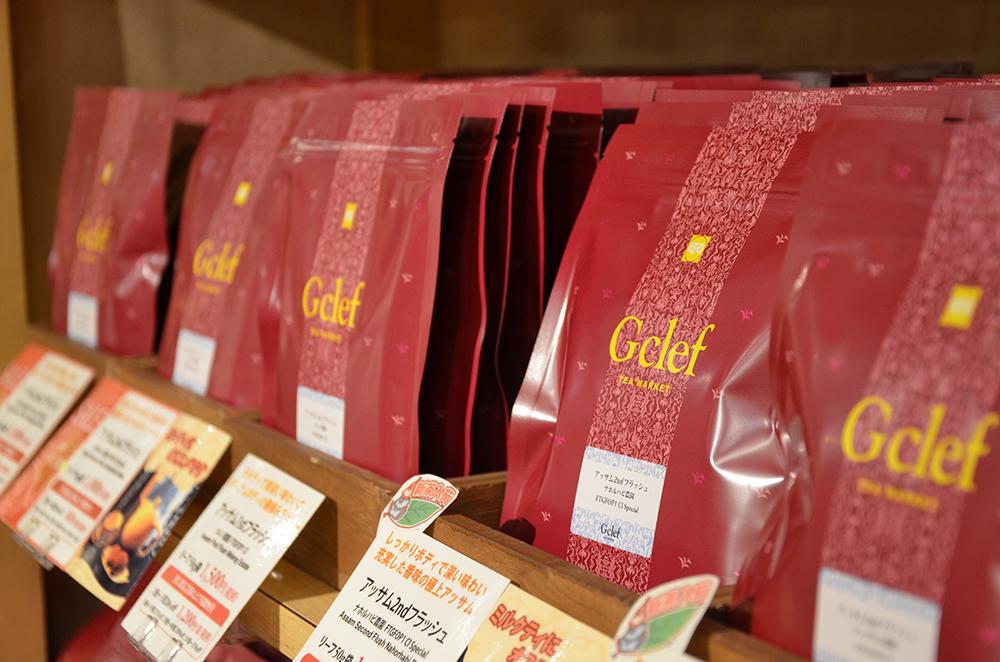 TEA MARKET Gclef 吉祥寺本店