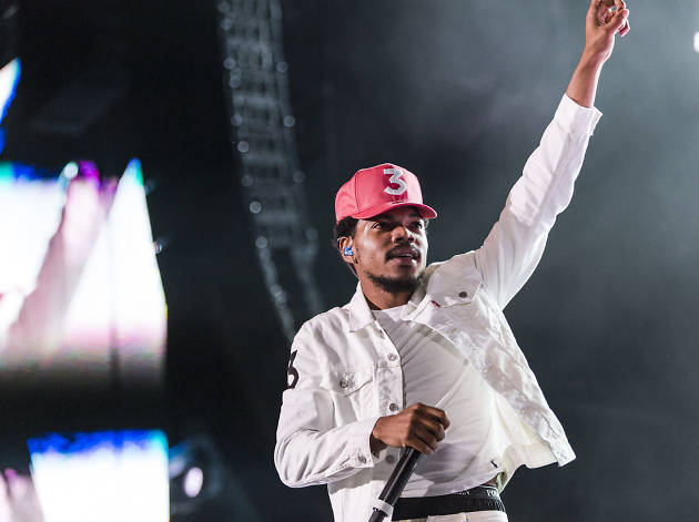 Chance the Rapper is donating $1 million to Chicago's public schools