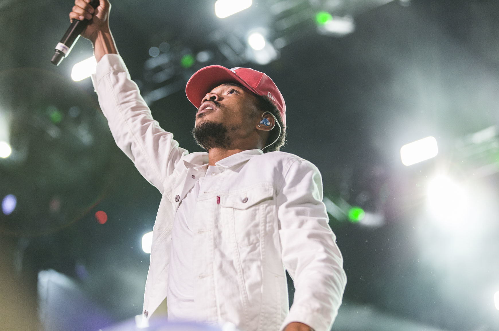 Give Chicago another hip-hop music festival like Chance's