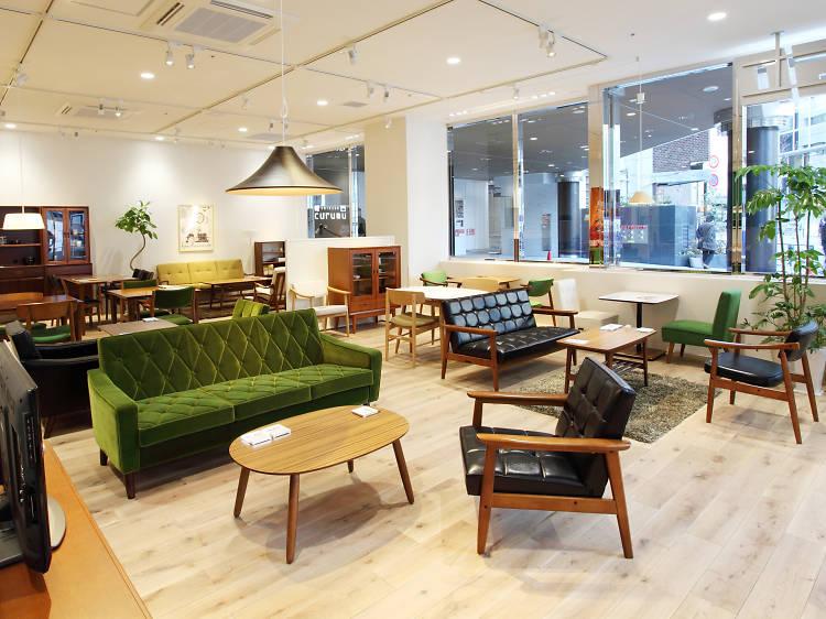 カリモク60 新宿店