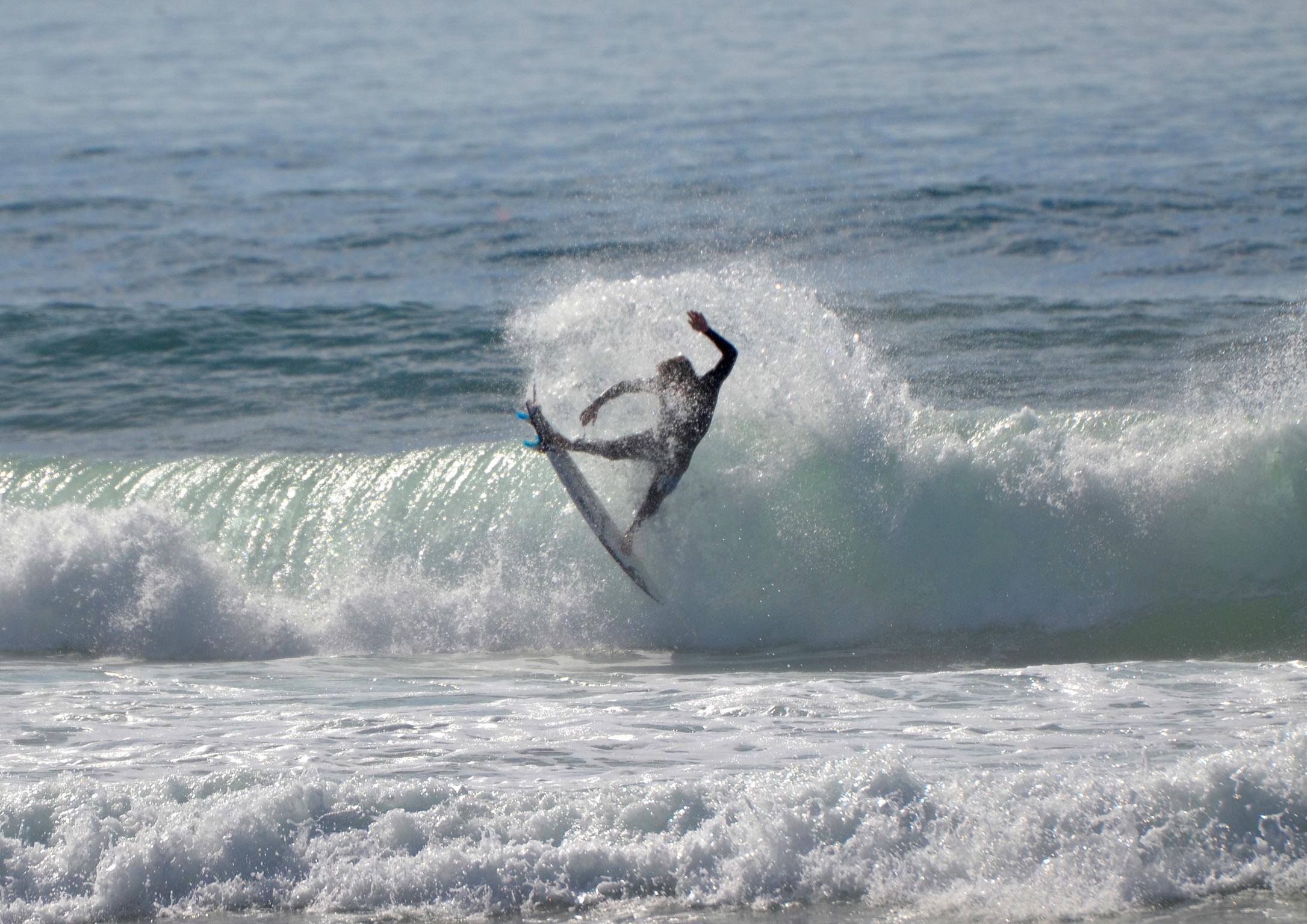 07.30 - Apanhe uma onda
