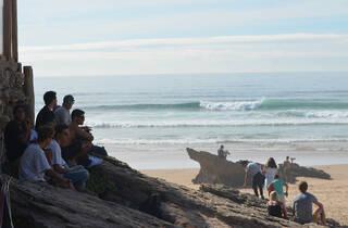 Dias de Setembro na praia do Guincho