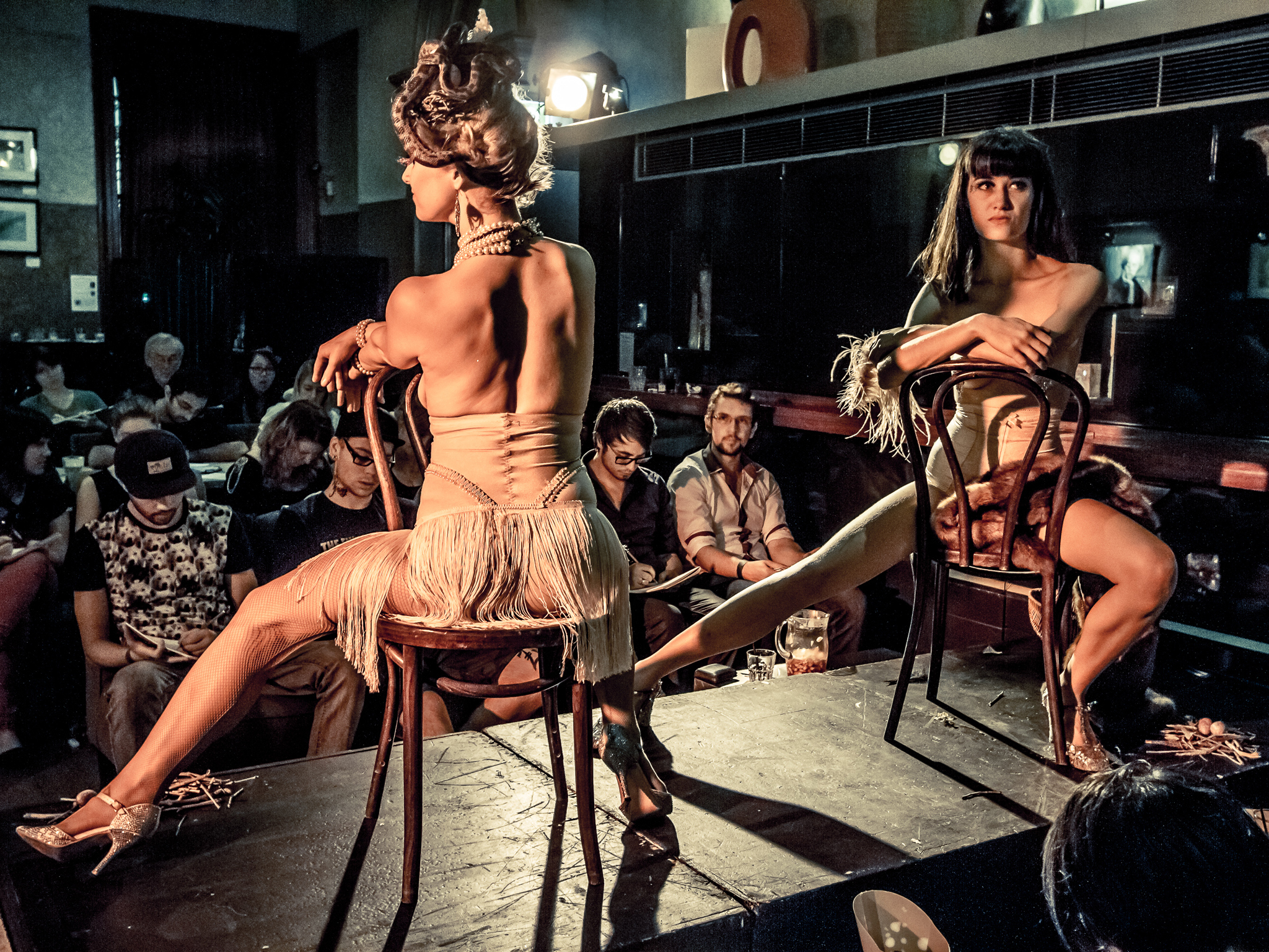 Dr Sketchy's Anti Art School