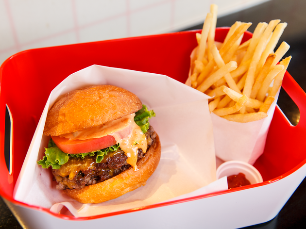 Henry's Burger | Time Out Tokyo