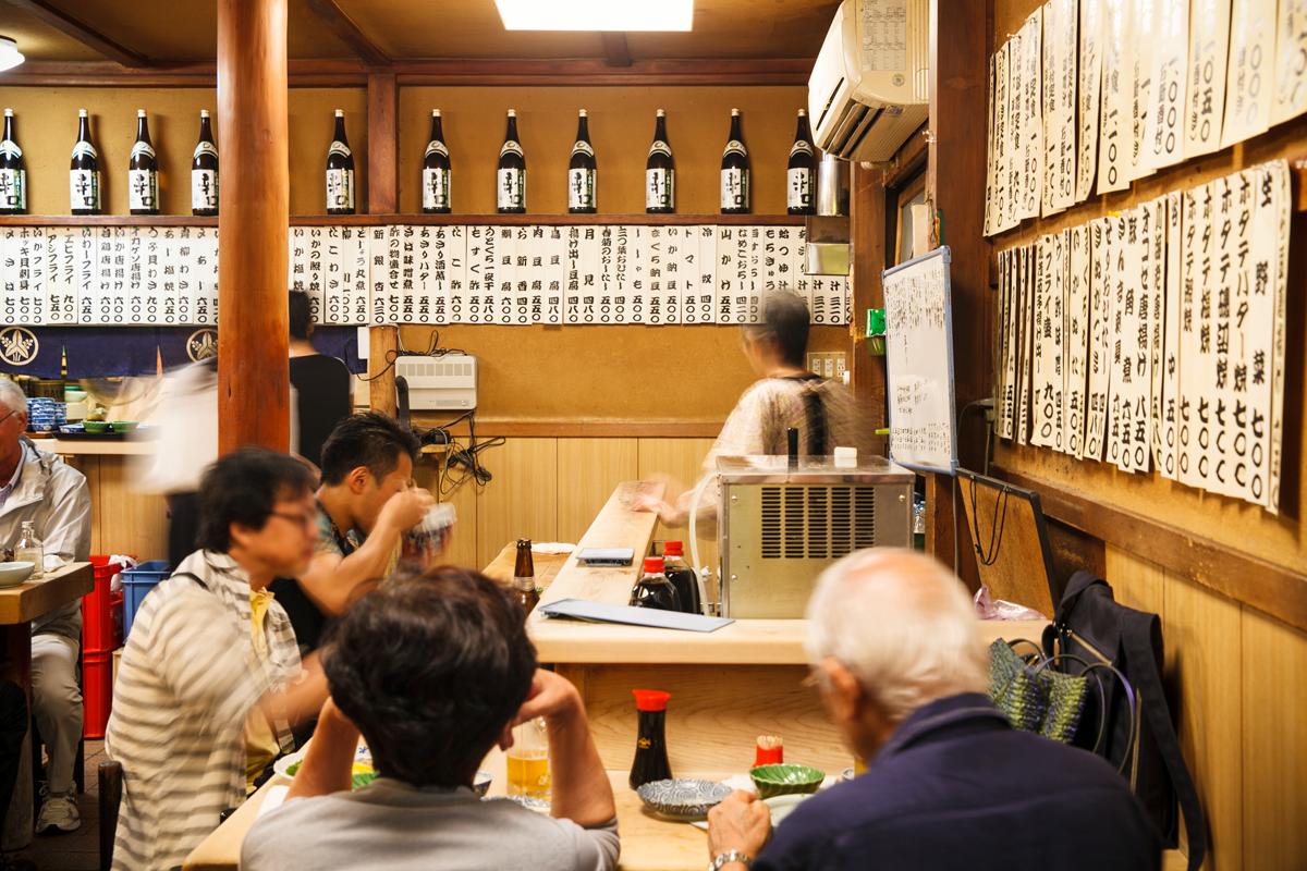 Best restaurants in Ginza