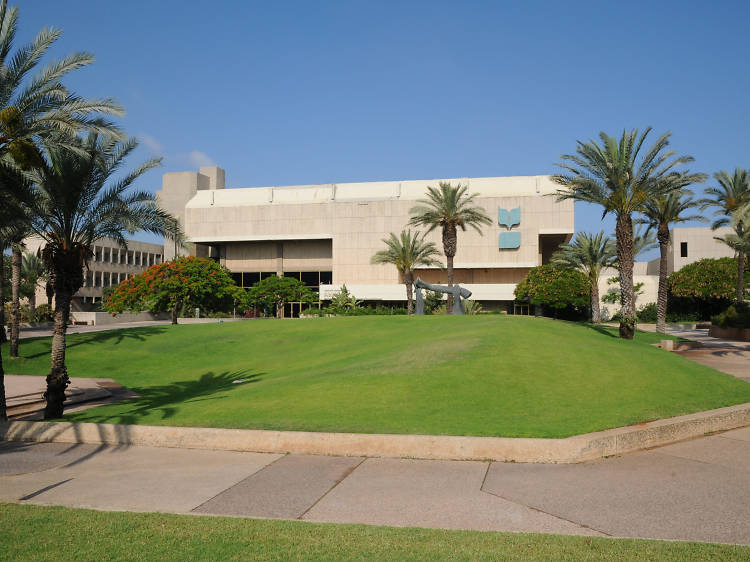 Музей Диаспоры — Музей еврейского народа