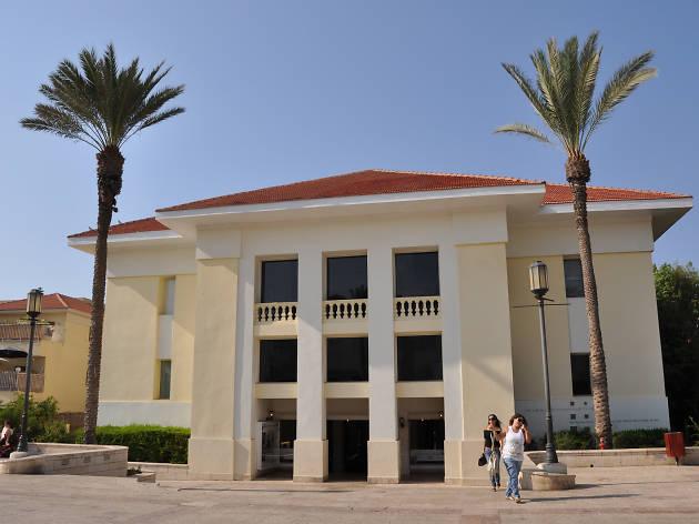 Suzanne Dellal Center