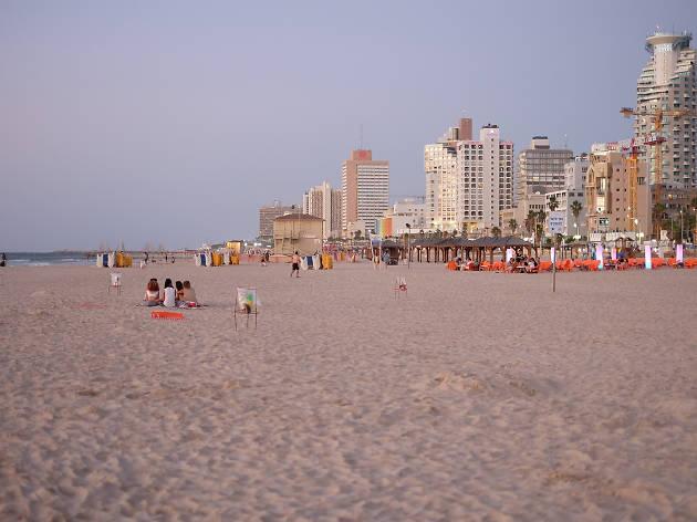 Jerusalem (Geula) Beach