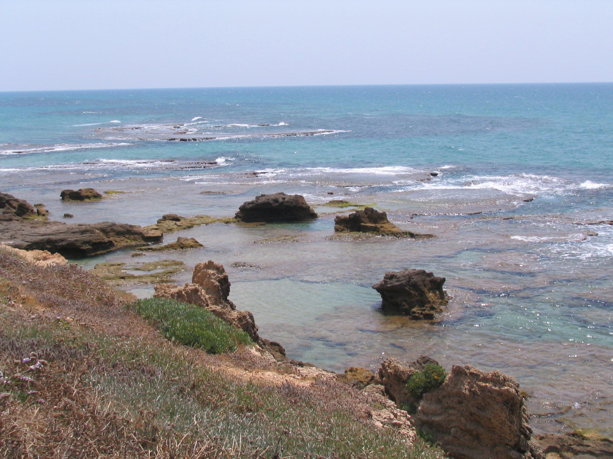 Beit Yanai Beach