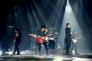 Mayday live in KL