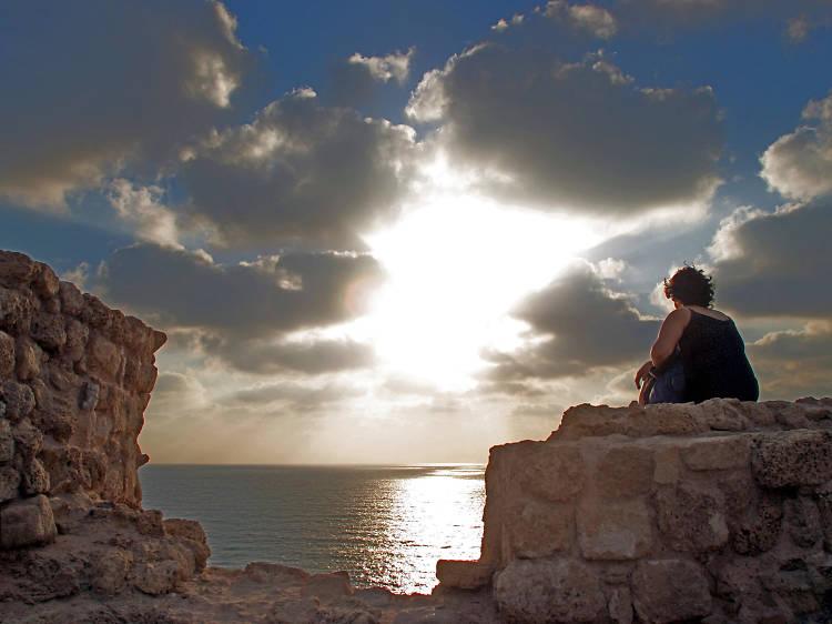 Apollonia National Park and Beach