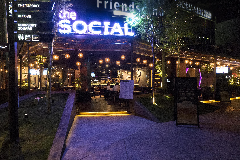 The Social TREC