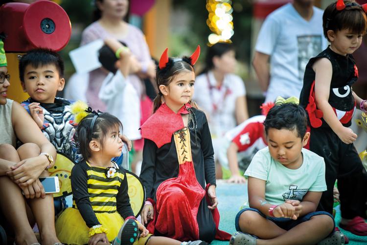 Spooky Junior