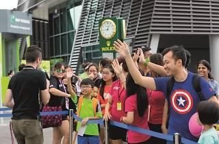 Fan Village Presented by Kingsmen