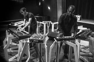 Francesco Tristano & Derrick May