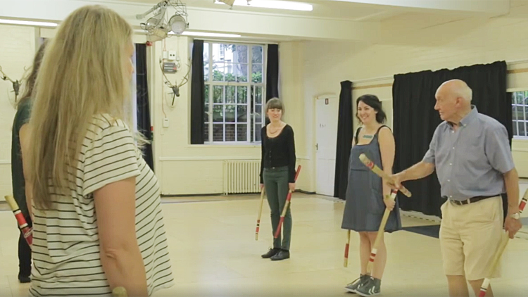Four things we learned from learning to morris dance