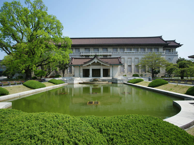 Go museum-hopping around Ueno Park