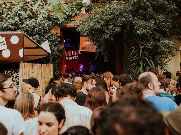 El post-pop més excitant conquereix Palo Alto Market