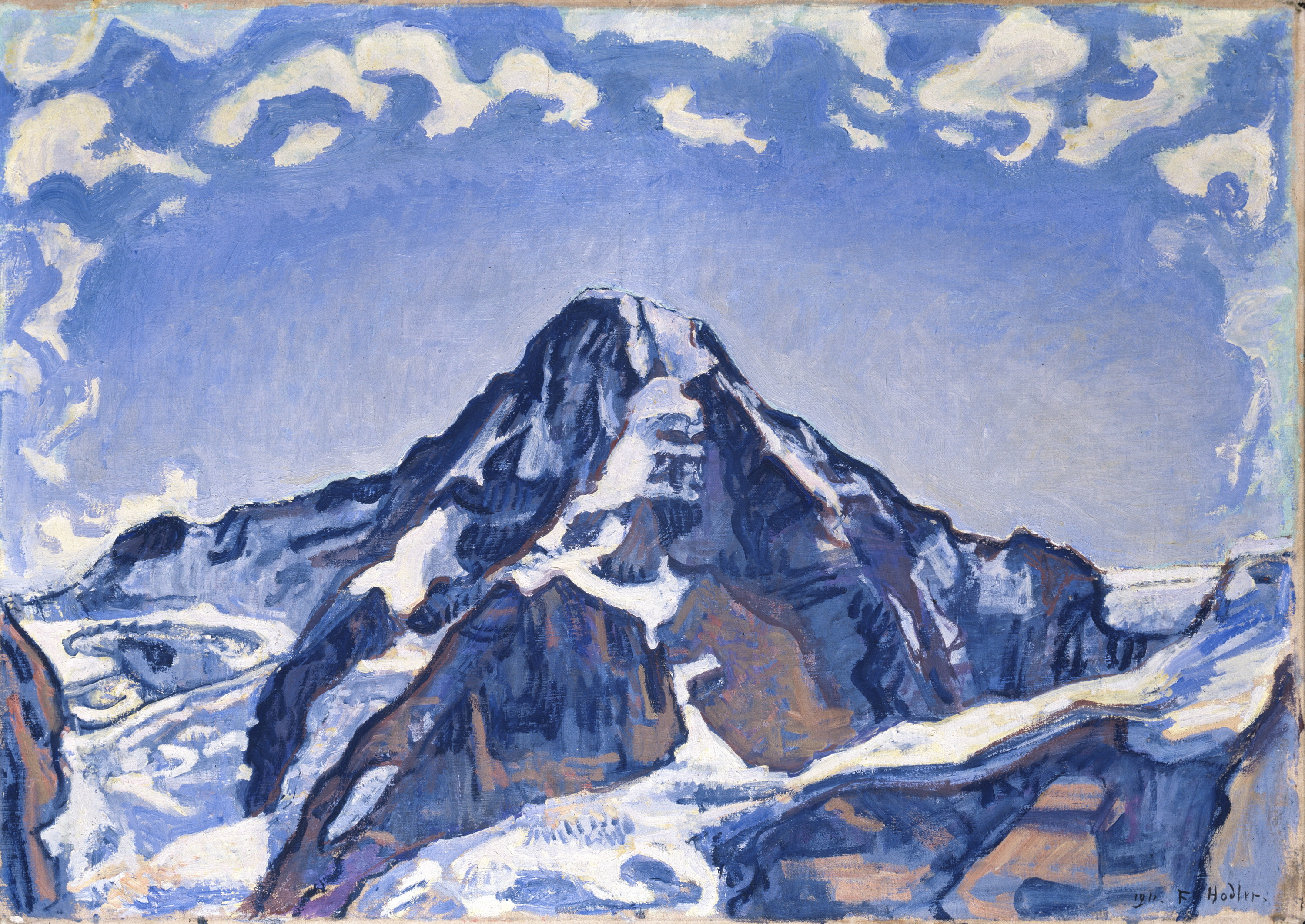 Hodler, Monet, Munch, peindre l'impossible
