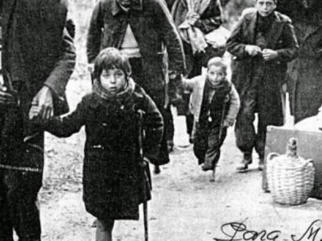 La retirada. Recull fotogràfic de la retirada republicana del 1939