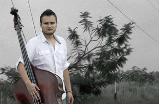 Emiliano Coronel (Foto: Cortesía V Festival Jazz-Mex )