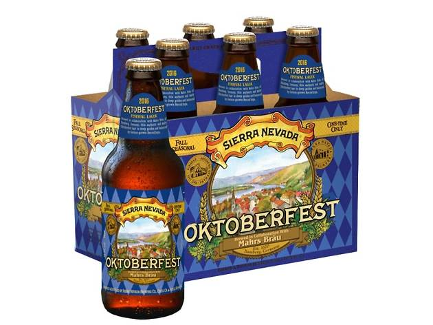 Oktoberfest 2016, Sierra Nevada Brewing Company, Fletcher, NC in collaboration with Mahrs Brau