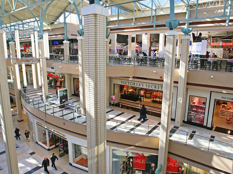 Check out every shopping mall worth going to near NYC