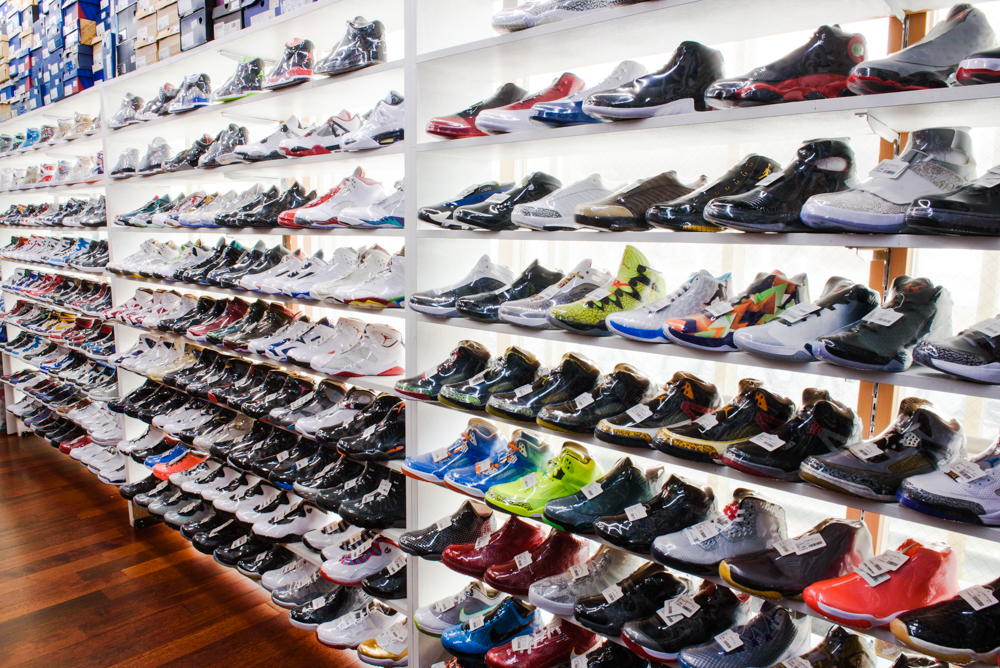 Step into trainer heaven...
