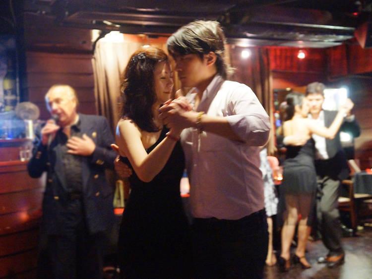 Tango and Milonga