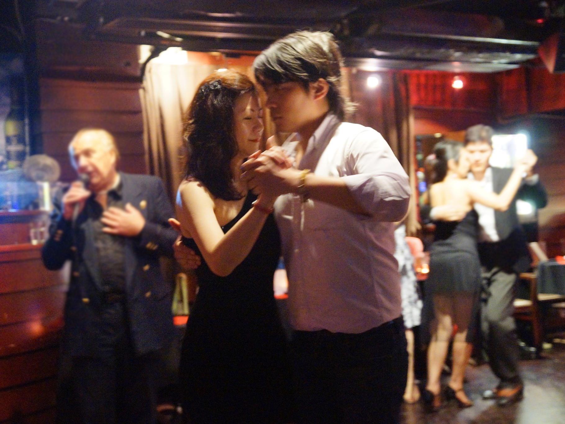 Corazon Tango Milonga