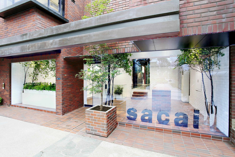 sacai flagship store