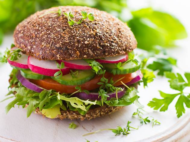 The best Tel Aviv vegan restaurants