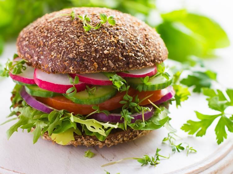 The best Tel Aviv vegan restaurants