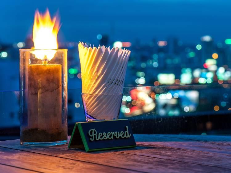 The best rooftop bars in Tel Aviv and Jerusalem