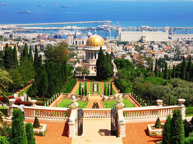 Haifa and Mount Carmel