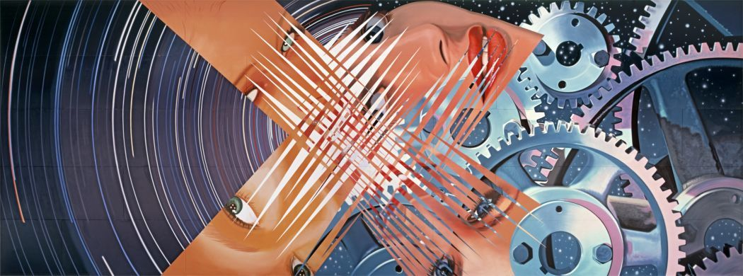 James Rosenquist : four decades, 1970 - 2010