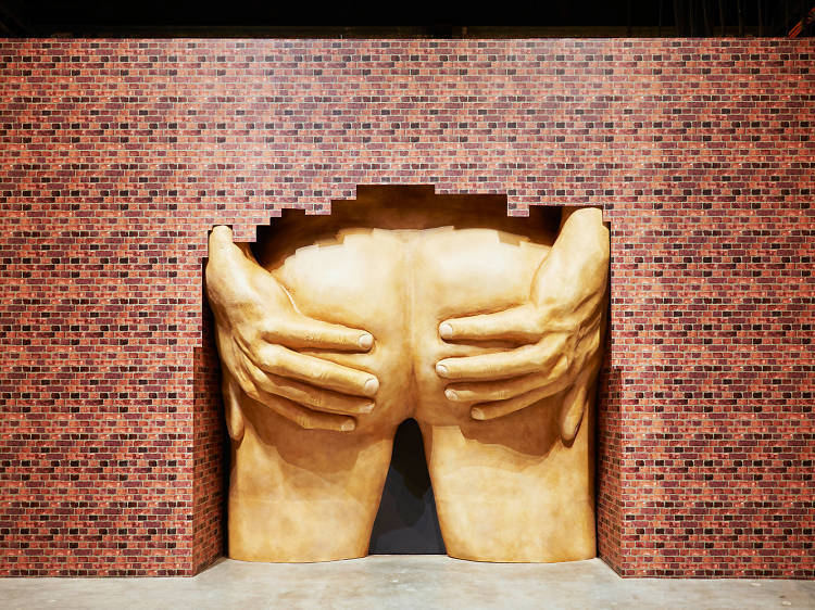 Your Instagram feed is about to be full of cheeky Turner Prize pics 🍑