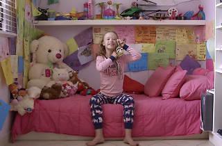 Entrevista con la niña gimnasta Bibi Wetzel