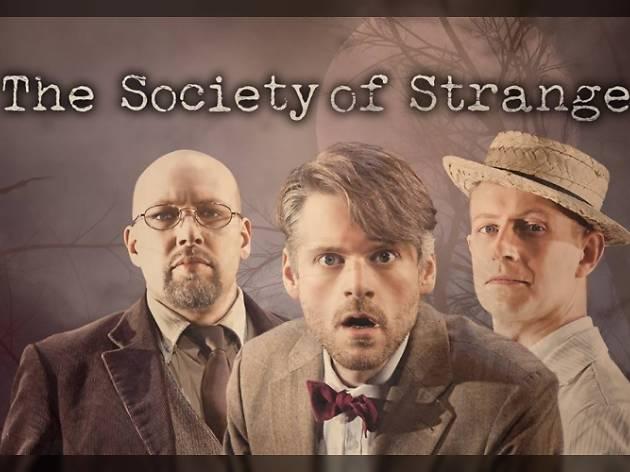 The Society of Strange