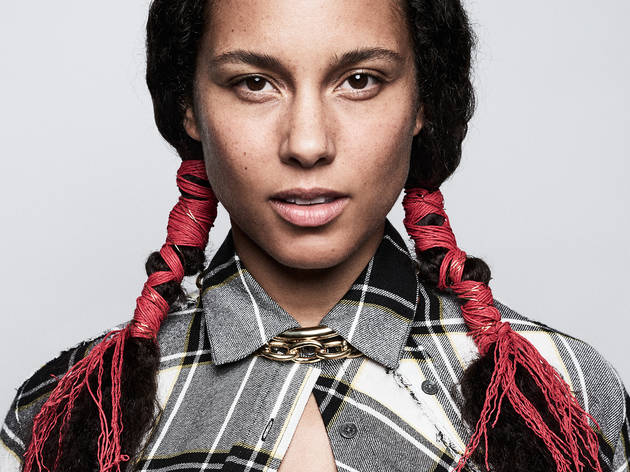 alicia keys on her new album surprise nyc show and new outlook