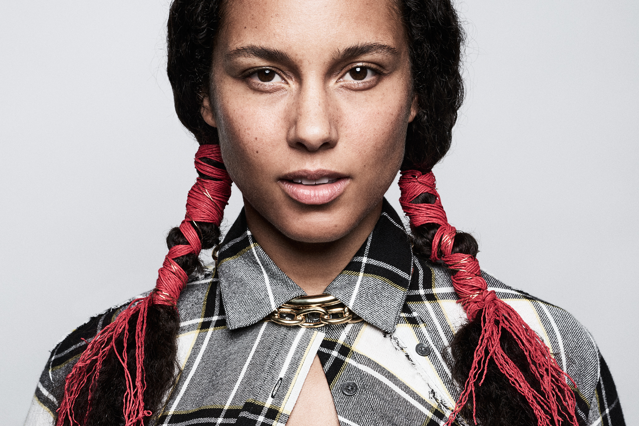 Alicia Keys on her new album, surprise NYC show and more