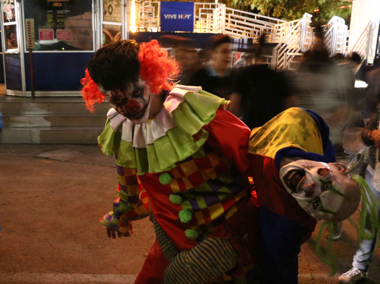 Apocalipsis zombie y noches de pánico en La Feria