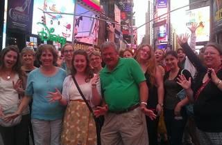 Haunted Broadway Walking Tour