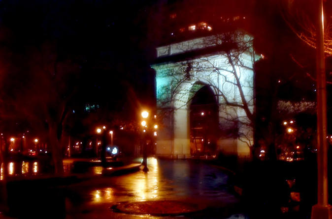 Ghosts of New York Walking Tour