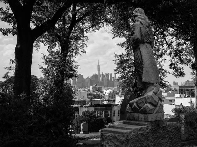 Spiritualists of Green-Wood Cemetery