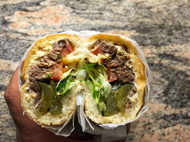 Attari Sandwiches