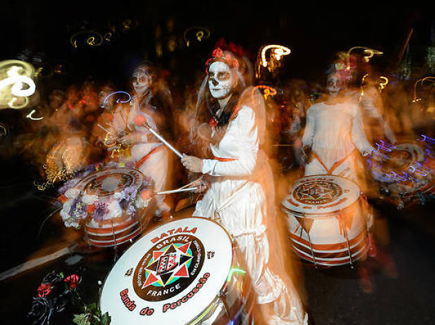 Everything we know about this year's Village Halloween Parade