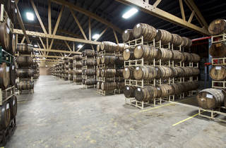 Goose Island Barrel Warehouse